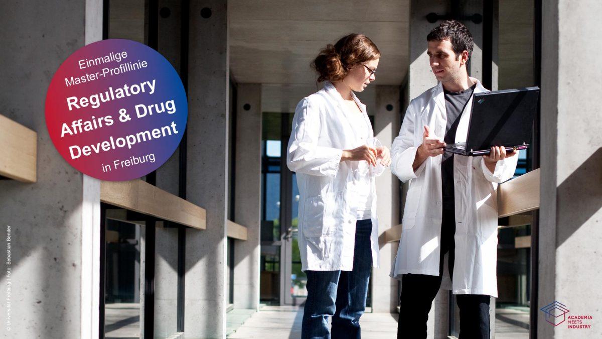 "Master's program ""Regulatory Affairs & Drug Development"